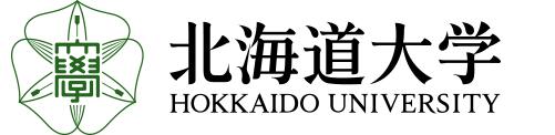 北海道大学のロゴ